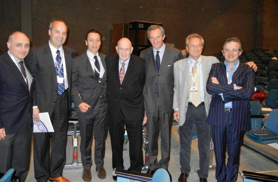 Gianmario Schierano, Claudio Stacchi, Massimo Robiony, William Bell, Tomaso Vercellotti, Sergio De Paoli, Marco Finotti
