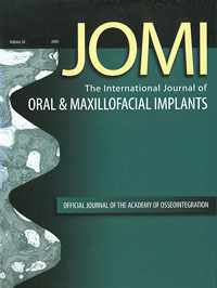 Int J Oral Maxillofac Implants